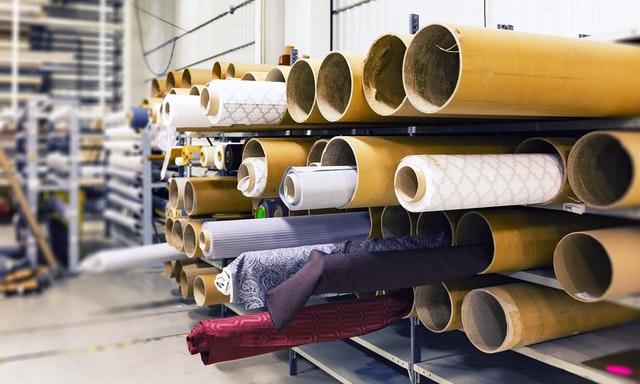 textile en bambou
