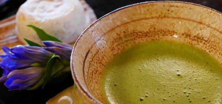 Quel thé utilise-t-on pour la cérémonie du thé au Japon?