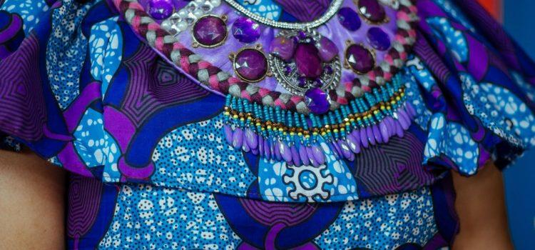 robe longue africaine